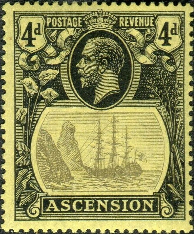 Ascension 1924 Seal of the Colony fa.jpg