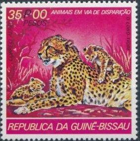 Guinea-Bissau 1978 Endangered Species e.jpg