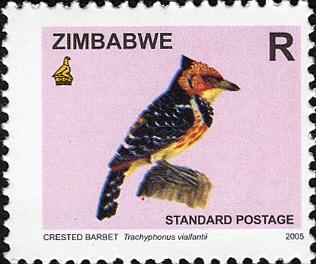 Zimbabwe 2005 Birds from Zimbabwe h.jpg