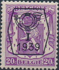 Belgium 1939 Coat of Arms - Precancel (1st Group) b.jpg