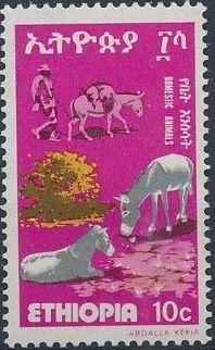 Ethiopia 1978 Domestic Animals b.jpg