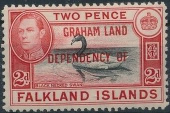 Falkland Islands Dependencies-Graham Islands 1938 George VI and Landscapes c.jpg