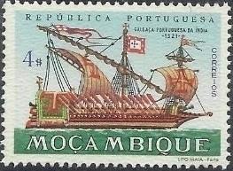 Mozambique 1963 Development of Sailing Ships j.jpg