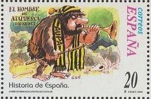 Spain 2000 - School Correspondence (History of Spain)