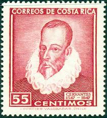 Costa Rica 1947 400th Birth Anniversary of Cervantes b.jpg