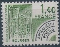 France 1979 Historic Monuments - Pre-cancelled (1st Issue) d.jpg