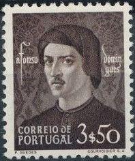 Portugal 1949 House of Avis i.jpg