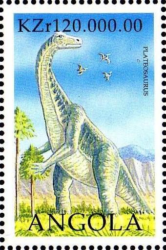 Angola 1998 Prehistoric Animals (2nd Group) b.jpg