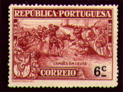 Portugal 1924 400th Birth Anniversary of Camões e.jpg