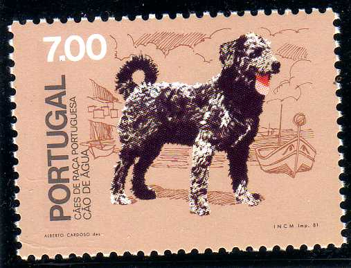 Portugal 1981 50th anniversary of the Portuguese Kennel Club