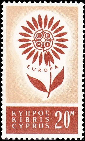 Cyprus 1964 EUROPA - CEPT