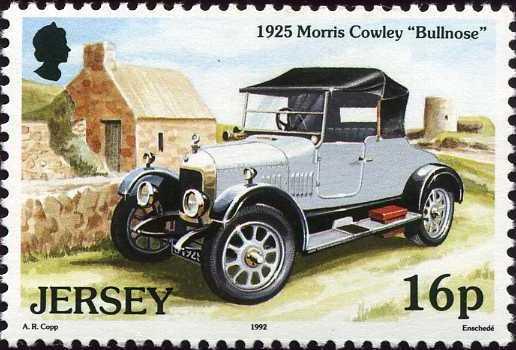 Jersey 1992 Vintage Cars