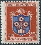 San Marino 1945 Coat of Arms n.jpg