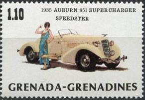Grenada Grenadines 1983 The 75th Anniversary of Ford T g.jpg