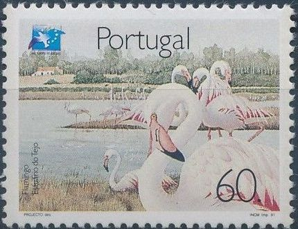 Portugal 1991 European Year of Tourism