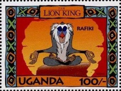 Uganda 1994 The Lion King e.jpg