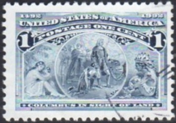 United States of America 1992 Voyages of Columbus