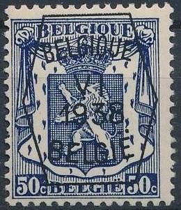 Belgium 1938 Coat of Arms - Precancel (6th Group) f.jpg