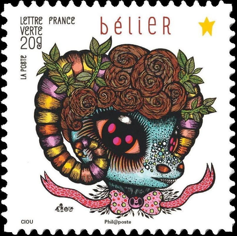 France 2014 Zodiac Signs