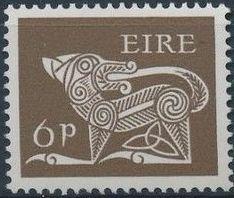 Ireland 1969 Old Irish Animal Symbols f.jpg