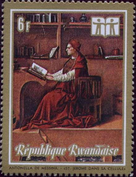 Rwanda 1973 International Book Year - Paintings f.jpg
