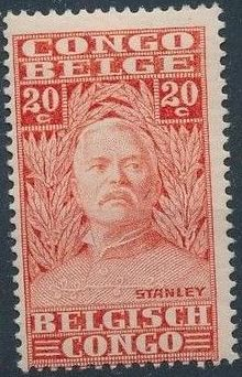 Belgian Congo 1928 Sir Henry Morton Stanley c.jpg
