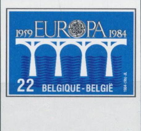 Belgium 1984 Europa d.jpg