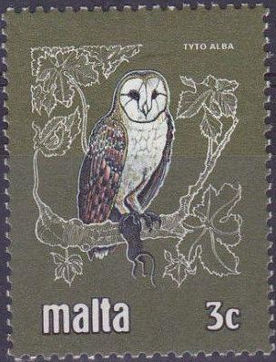 Malta 1981 Birds