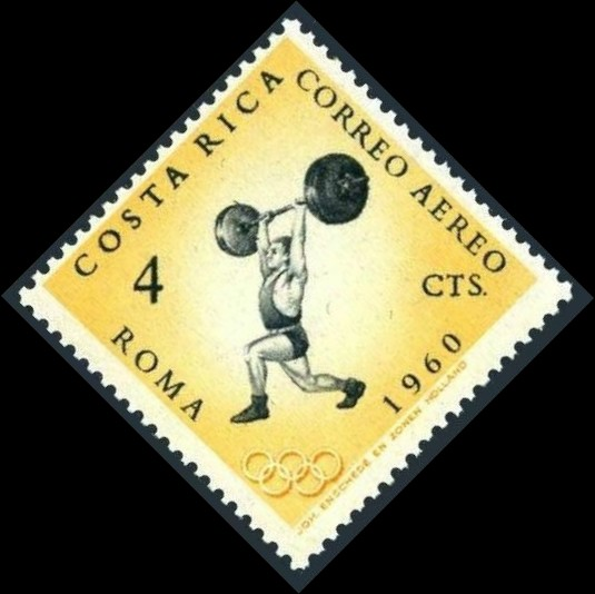Costa Rica 1960 17th Olympic Games in Rome d.jpg