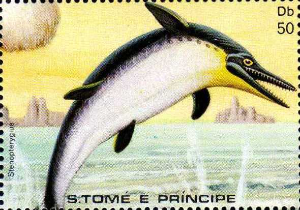 St Thomas and Prince 1982 Dinosaurs p.jpg