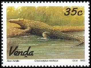 Venda 1992 Crocodile Farming