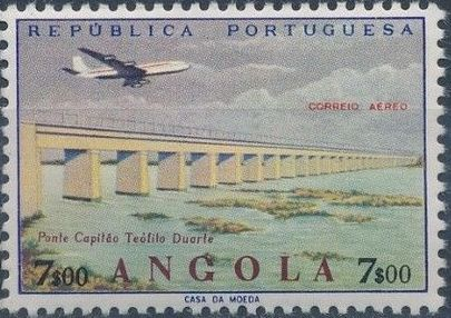 Angola 1965 Various Works and Airplane h.jpg