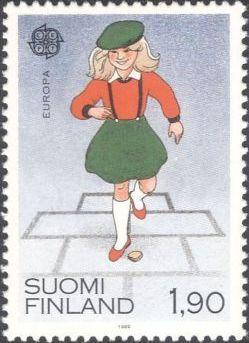 Finland 1989 EUROPA