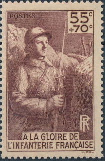 France 1938 Surtax for a Monument to the Glory of the French Infantrymen a.jpg