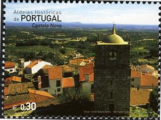 Portugal 2005 Portuguese Historic Villages (2nd Group) u.jpg