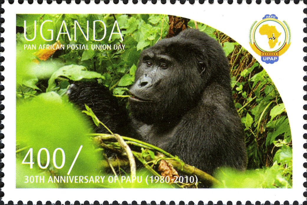 Uganda 2011 30th Anniversary of Pan African Postal Union (PAPU)