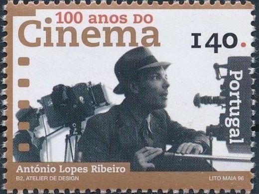 Portugal 1996 Centenary of Portuguese Cinema f.jpg