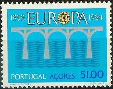 Azores 1984 Europa