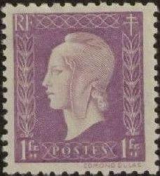 France 1945 Marianne de Dulac (2nd Issue) h.jpg