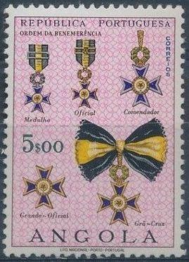 Angola 1967 Portuguese Civil and Military Orders h.jpg