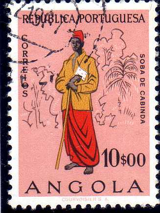 Angola 1957 Indigenous Peoples of Angola l.jpg