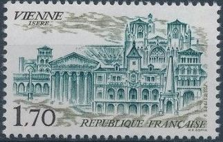 France 1985 Tourism Issue (1st 1985)