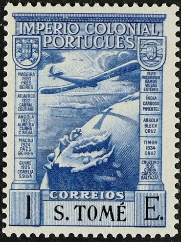 St Thomas and Prince 1938 Portuguese Colonial Empire (Airmail Stamps) d.jpg