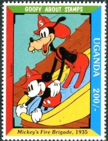 Uganda 1992 Walt Disney's Goofy 60th Anniversary c.jpg