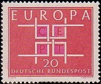 Germany, Federal Republic 1963 Europa b.jpg