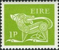 Ireland 1969 Old Irish Animal Symbols b.jpg