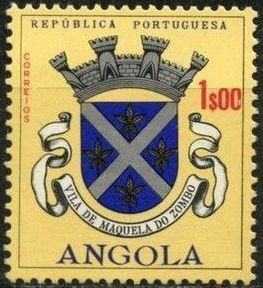 Angola 1963 Coat of Arms - (2nd Serie) g.jpg