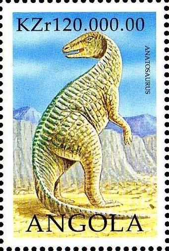 Angola 1998 Prehistoric Animals (2nd Group) d.jpg