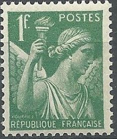France 1939 Iris (1st Group)