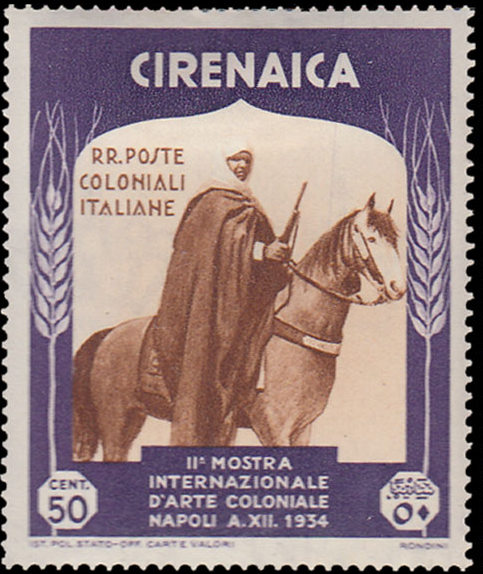 Italy-Cyrenaica 1934 2nd Colonial Arts Exhibition in Naples d.jpg
